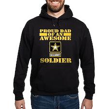 Proud U.S. Army Dad Hoody
