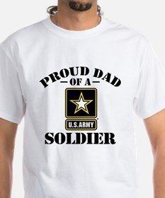 Proud U.S. Army Dad Shirt