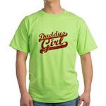 Daddys Girl Green T-Shirt