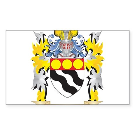 Clemmow Coat of Arms - Family Crest Sticker