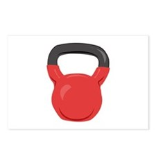 Kettlebell Postcards (Package of 8)
