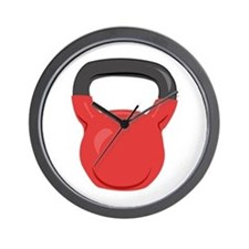 Kettlebell Wall Clock
