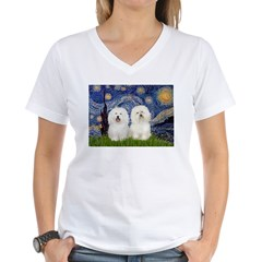Starry Night / 2 Bolognese Shirt