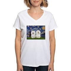 Starry Night / 2 Bolognese Shirt