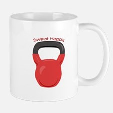 Sweat Happy Mugs