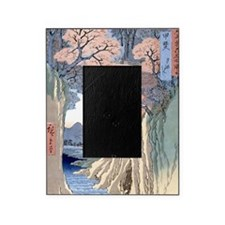Monkey Bridge Kai, Hiroshige Picture Frame