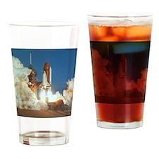 Blast Off Drinking Glass