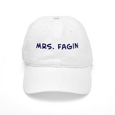 Mrs. Fagin Baseball Cap