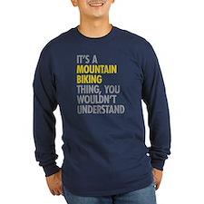 Mountain Biking Thing T