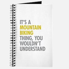 Mountain Biking Thing Journal
