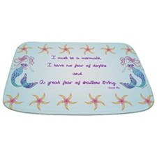 Mermaid Musings Bathmat