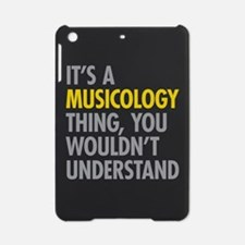 Its A Musicology Thing iPad Mini Case