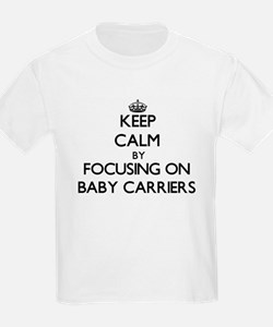 Keep Calm by focusing on Baby C T-Shirt