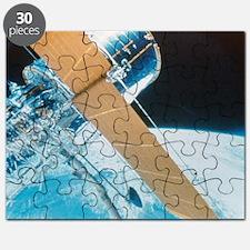 Satellite  Puzzle
