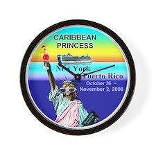 Caribbean Princess NY - Puerto Rico 10-26-08 Wall