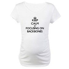 Keep Calm by focusing on Backbon Shirt