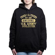 Proud U.S. Army Girlfriend Hooded Sweatshirt