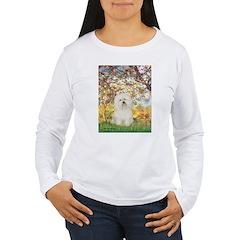 Spring / Bolgonese Women's Long Sleeve T-Shirt