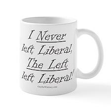 NeverLeft Mugs