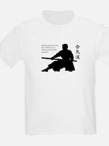 Aiki Jo T-Shirt