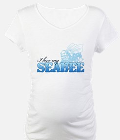 I Love My Seabee Shirt