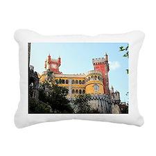 Pena Palace, Sintra, nea Rectangular Canvas Pillow