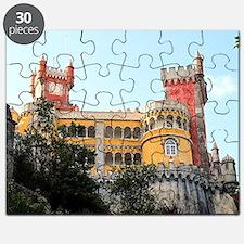 Pena Palace, Sintra, near Lisbon, Portugal, Puzzle