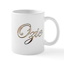 Gold Ozie Mugs