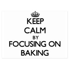 Keep Calm by focusing on Baking Invitations