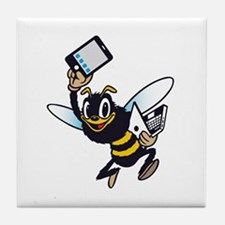 Scoopy Tile Coaster