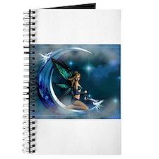 Fairy Angel Moon Butterfly Wings Journal