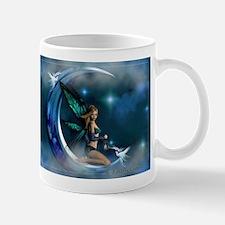 Fairy Angel Moon Butterfly Wings Mugs