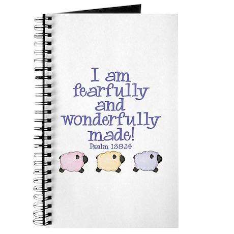 Wonderfully Made Journal