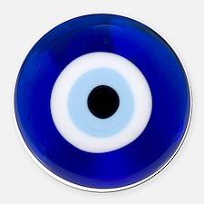 Nazar Amulet Evil Eye Protection Round Car Magnet
