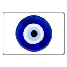 Nazar Amulet Evil Eye Protection Banner