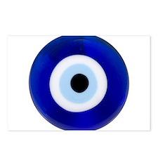 Nazar Amulet Evil Eye Protection Postcards (Packag