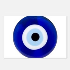 Nazar Amulet Evil Eye Protection Postcards (Packag