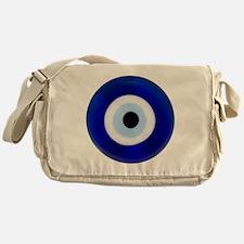 Nazar Amulet Evil Eye Protection Messenger Bag