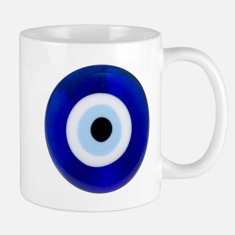Nazar Amulet Evil Eye Protection Mugs