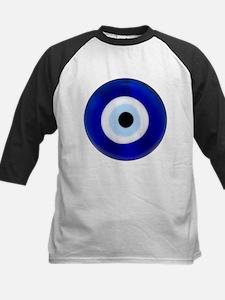 Nazar Amulet Evil Eye Protection Baseball Jersey