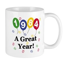 1984 A Great Year Mug