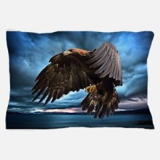 Eagle in Flight Pillow Case