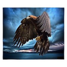 Eagle in Flight King Duvet