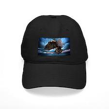 Eagle In Flight Baseball Hat