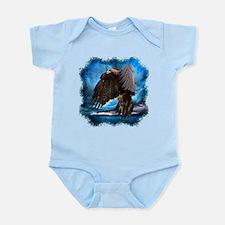 Eagle in Flight Infant Bodysuit