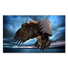 Eagle in Flight Decal