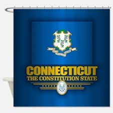 Connecticut (v15) Shower Curtain