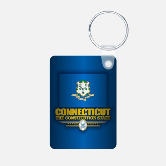 Connecticut (v15) Keychains