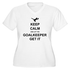 Let Keeper get it T-Shirt