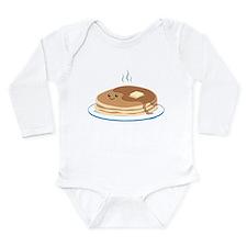 Funny Kawaii Long Sleeve Infant Bodysuit